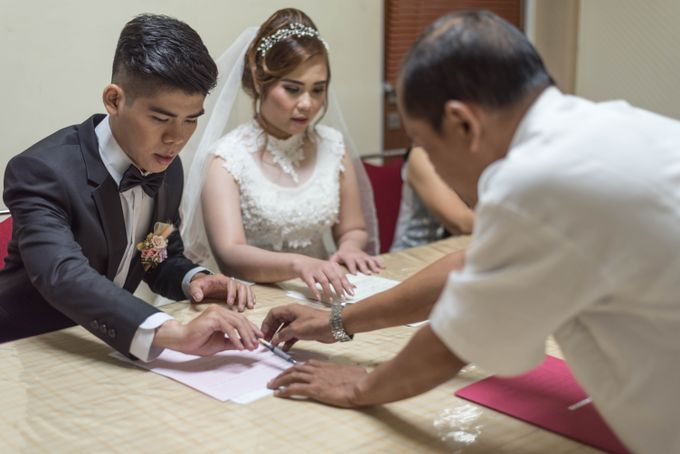 Liputan pernikahan Robbi & Winni by Weddingscape - 022