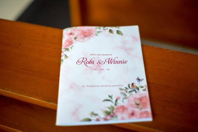 Liputan pernikahan Robbi & Winni by Weddingscape - 026