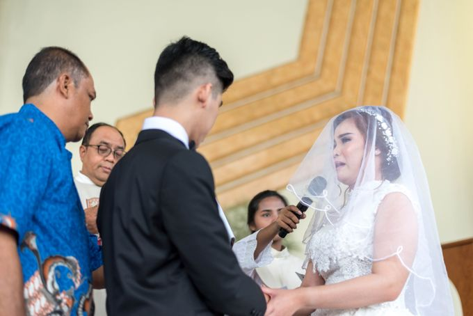 Liputan pernikahan Robbi & Winni by Weddingscape - 039