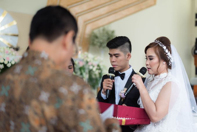 Liputan pernikahan Robbi & Winni by Weddingscape - 048