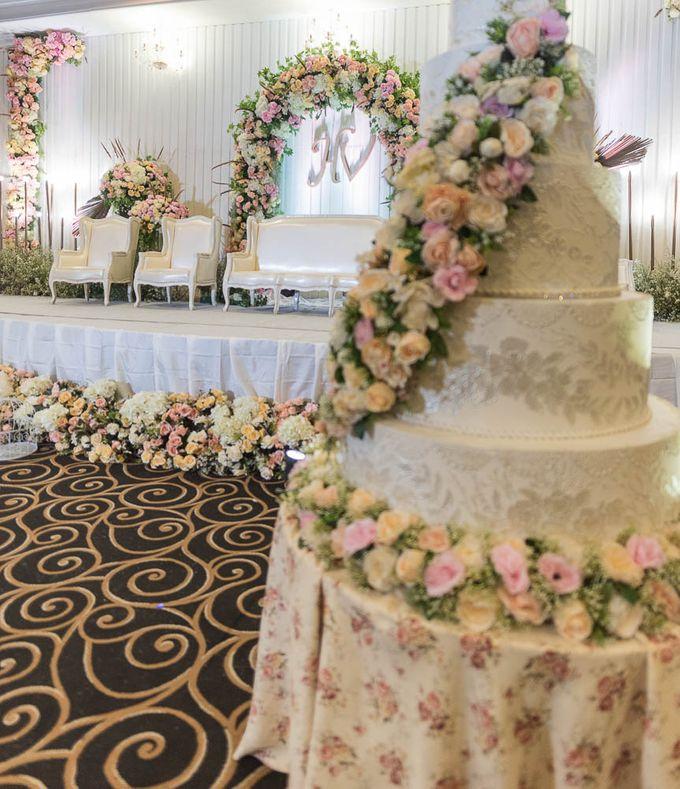 Liputan pernikahan Hendri dan Vania by Weddingscape - 017