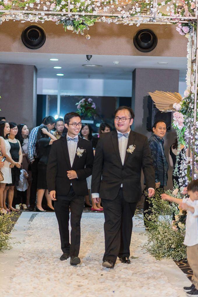 Liputan pernikahan Hendri dan Vania by Weddingscape - 036