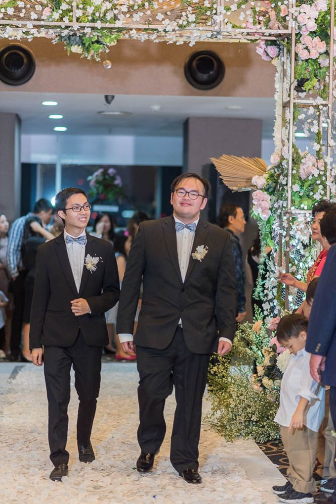 Liputan pernikahan Hendri dan Vania by Weddingscape - 037