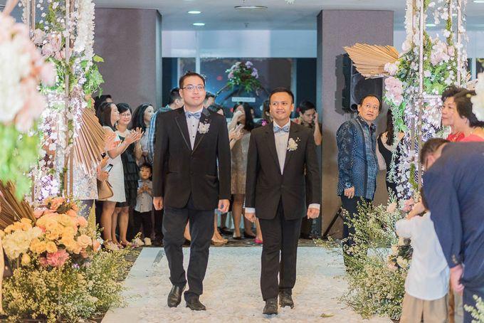 Liputan pernikahan Hendri dan Vania by Weddingscape - 039