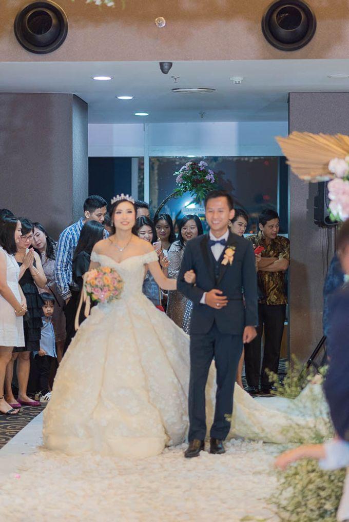 Liputan pernikahan Hendri dan Vania by Weddingscape - 041