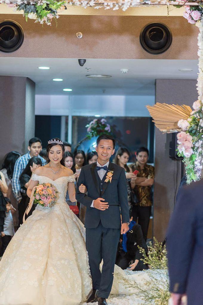 Liputan pernikahan Hendri dan Vania by Weddingscape - 042