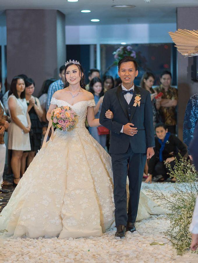 Liputan pernikahan Hendri dan Vania by Weddingscape - 044