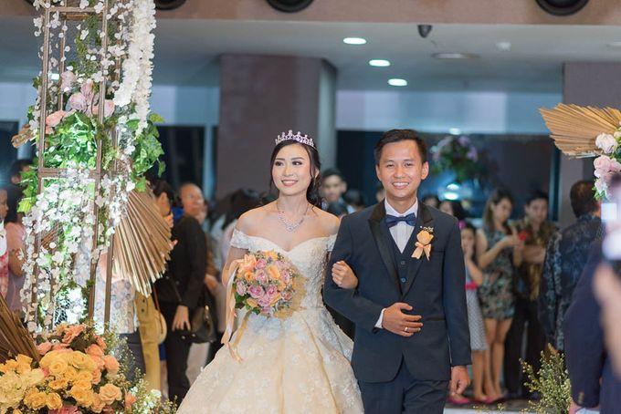 Liputan pernikahan Hendri dan Vania by Weddingscape - 045