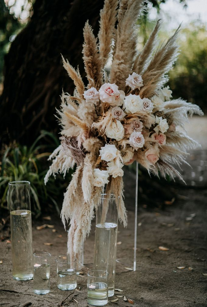 Summer & Pedro Castle Wedding by Fashion Moments Eventos - 008