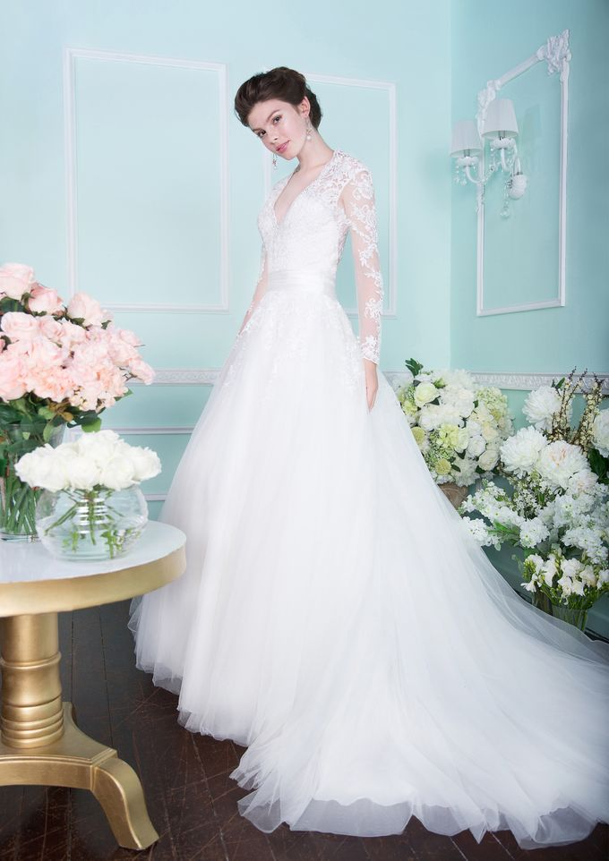 Orchid Wedding Gown Collection by Digio Bridal - 014