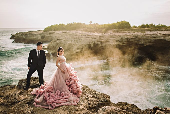 Andy N Elvira Prewedding by Hendra & Andre by Cheese N Click Photography - 013