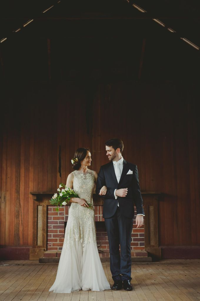 A country woodlands inspired wedding at Gabbinbar Homestead in Toowoomba by Deb Boots wedding photography - 021