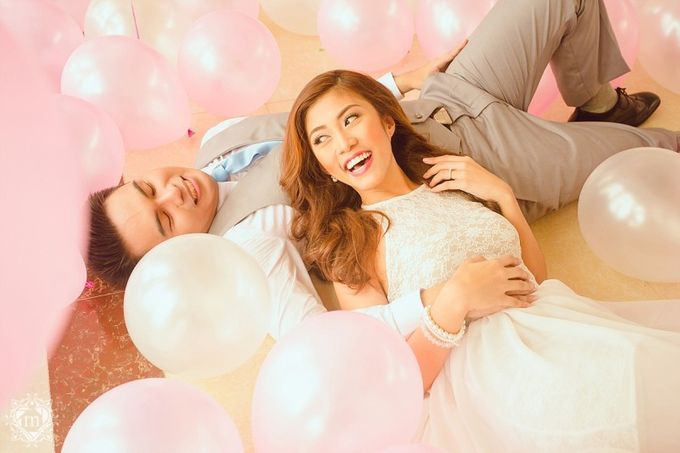Riyal and Rosy Engagement by Ruffa and Mike Photography - 001