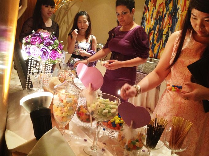 The Purple Dream Wedding by Candy Buffet Singapore - 010