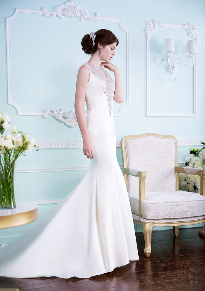 Orchid Wedding Gown Collection by Digio Bridal - 016