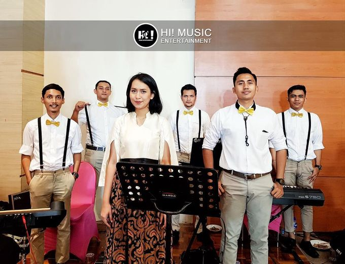 Wedding Reception Events (The Band) by Hi! Music Entertainment - 040