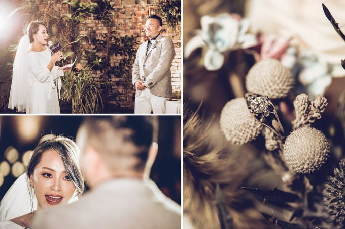 Pineo & Rachel Outdoor Casual Wedding Party at Ubud Bali by GoFotoVideo - 009