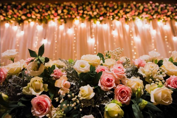 Wedding at Mulia Bali by d'Oasis Florist & Decoration - 008
