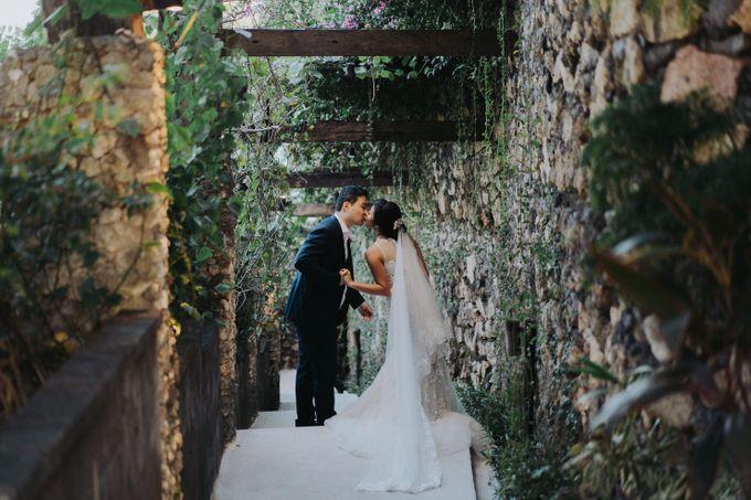 Diva & Jeff Wedding by KAMAYA BALI - 003