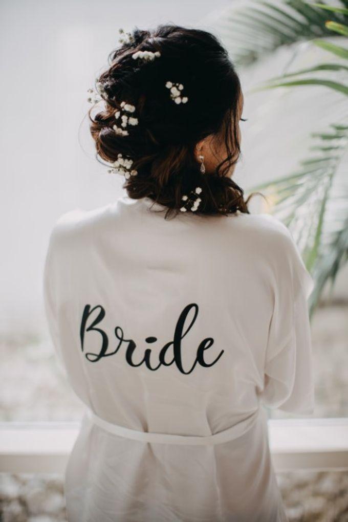 Jessica & Antonio Wedding by Bali Brides Wedding Planner - 003