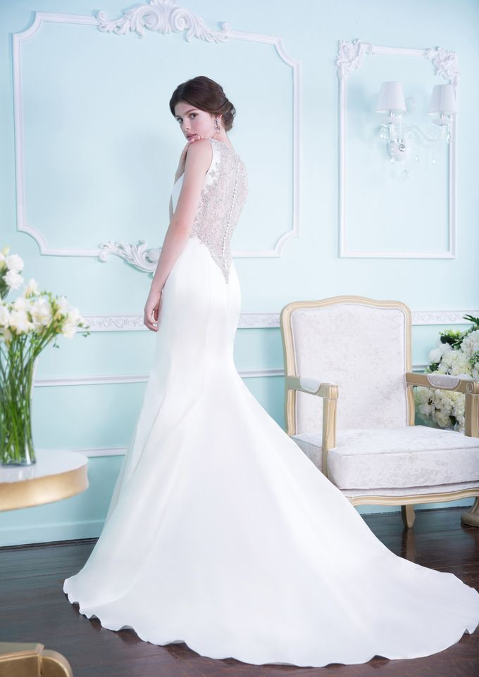 Orchid Wedding Gown Collection by Digio Bridal - 017