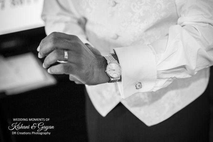 Wedding of Kishani & Gayan by DR Creations - 007