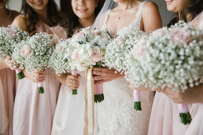 We found Ilaire from Wedding Boutique Phuket, and she made me feel so excited and motivated planning the wedding of our dreams since day one. I was al by Wedding Boutique Phuket - 004