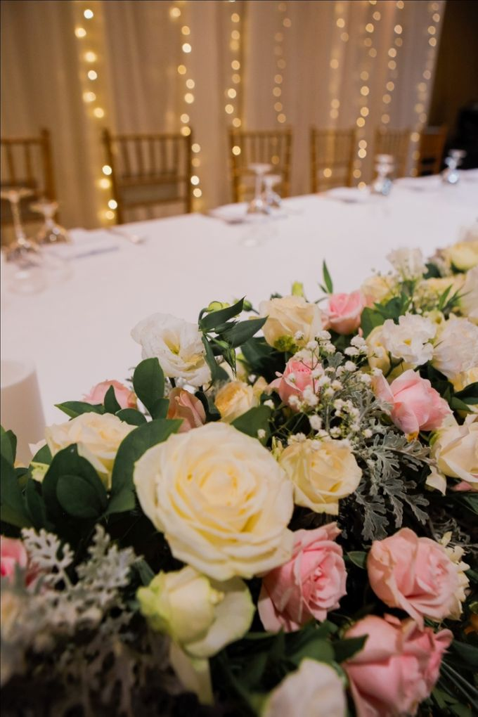 Wedding at Mulia Bali by d'Oasis Florist & Decoration - 009