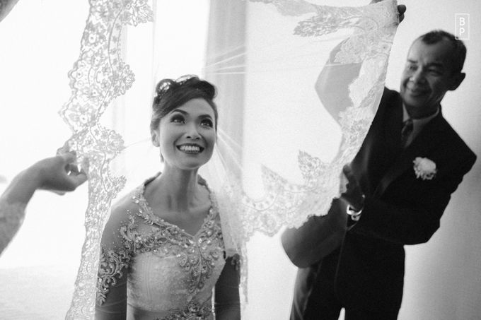 Gareth & Sata Wedding by Bernardo Pictura - 013
