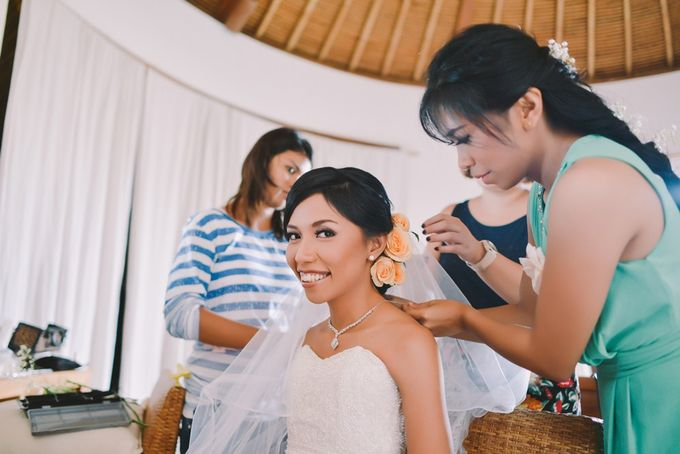 Dramatic Mountain Raung Wedding Concept by AT Photography Bali - 013