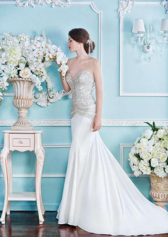 Orchid Wedding Gown Collection by Digio Bridal - 018