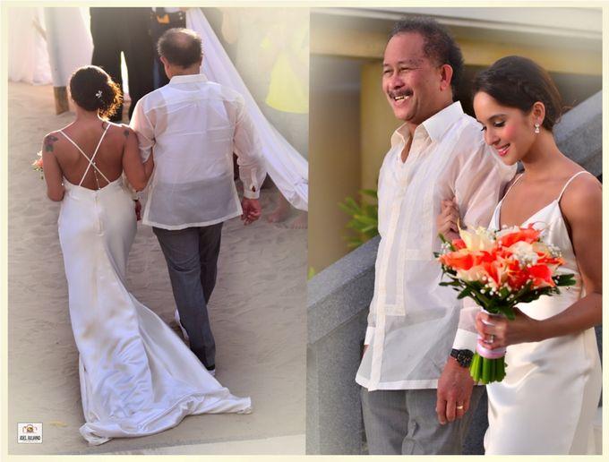 Wedding Bells in tropical Island by #1 Boracay Wedding Photographer - Joel Juliano - 008