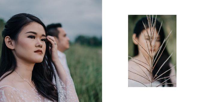 The Bali Prewedding | Kevin & Kristina by Costes Portrait - 005