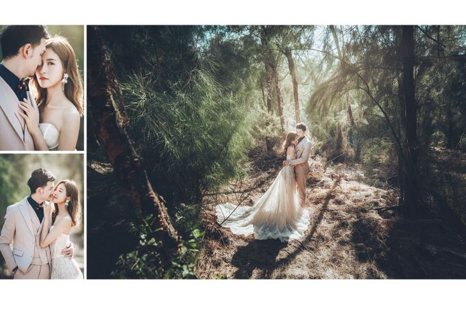Wiliam & Sarah Romantic Memonts Prewedding by GoFotoVideo - 002