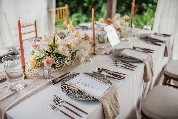 Wedding Anastasia & Arif by Bali Izatta Wedding Planner & Wedding Florist Decorator - 004