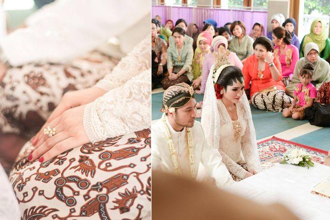 TASHA & BOWO | WEDDING by Kotak Imaji - 017