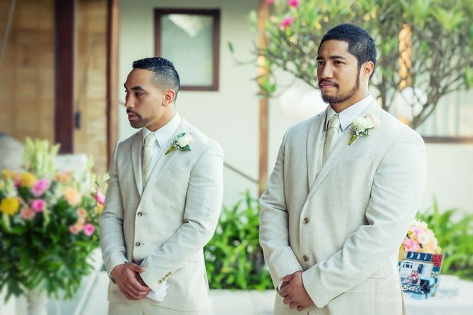 Tenniel and Dean Wedding by D'studio Photography Bali - 008