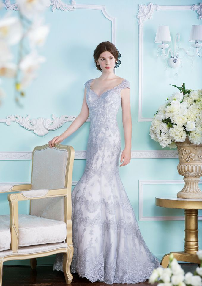 Orchid Wedding Gown Collection by Digio Bridal - 019