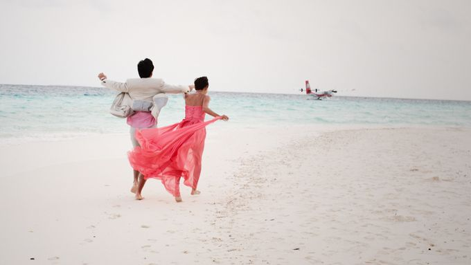 It's the Maldives! by thegaleria - 005