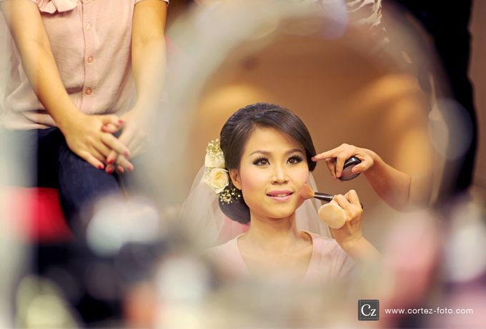 The Wedding of Hans & Ninik by Cortez photography - 001