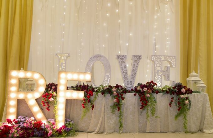 Wedding of Rendy & Fransisca by The Palms Ballroom - 002