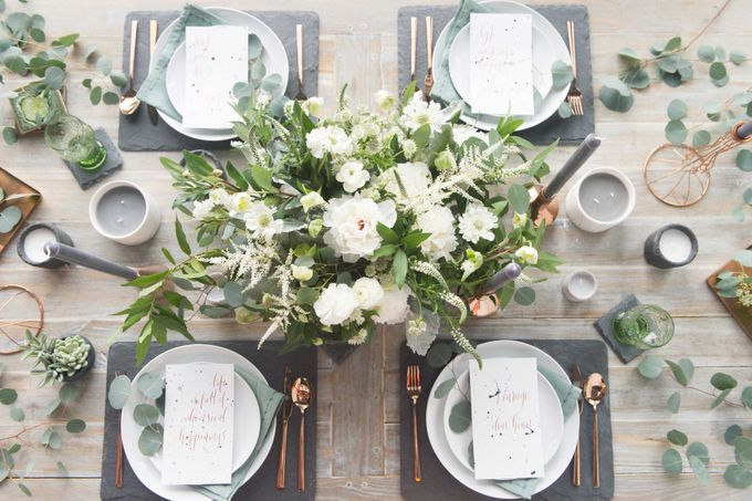 Modern Whimsy - Dinner Reception Mock Up by SO PRODUCTION THAILAND (EVENT & WEDDING) - 002