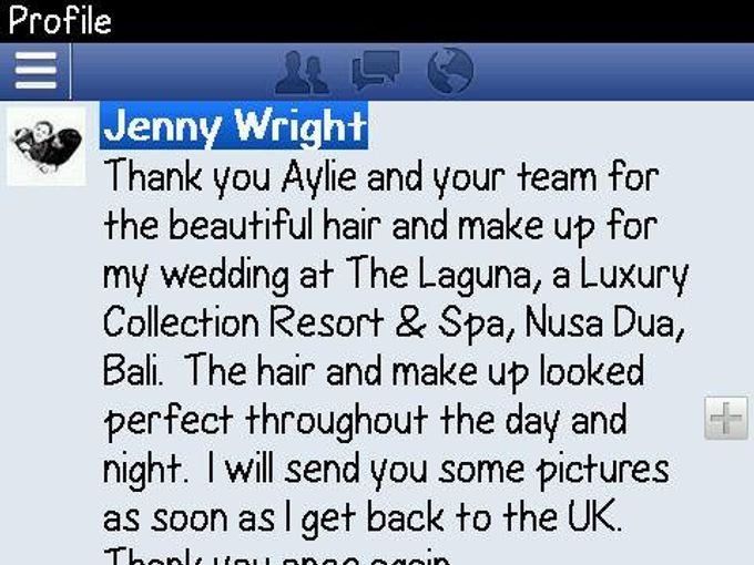 Testimoni by Aylie Make Up | Bridestory com