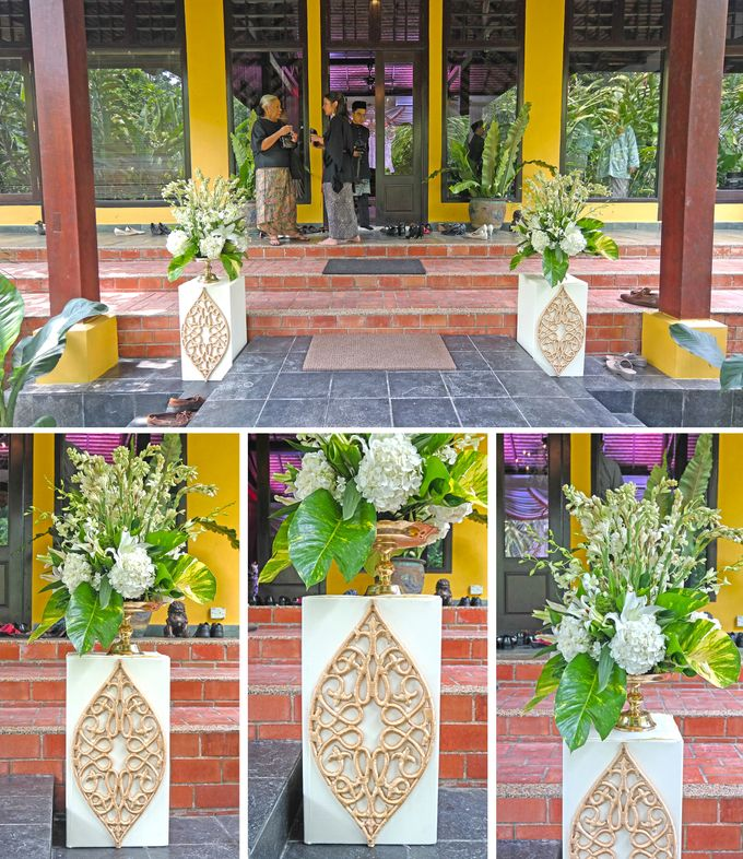 Traditional theme wedding by ZURIEE AHMAD CONCEPTS SDN BHD - 001