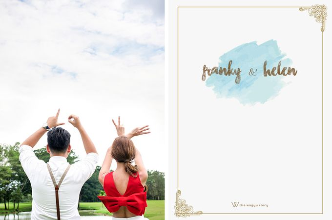 Franky and Helen - Engagement Session by The Wagyu Story - 001