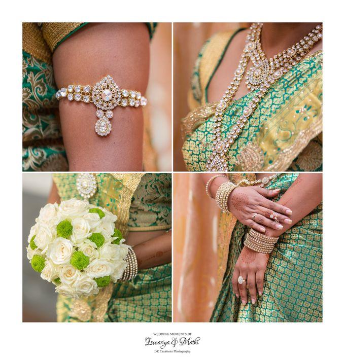 Wedding of Ishwariya & Mathi by DR Creations - 001