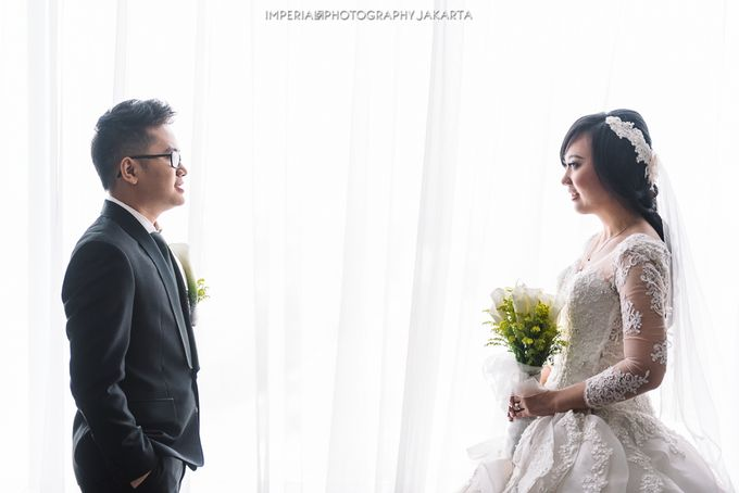 Yonathan & Dina Wedding by Imperial Photography Jakarta - 001