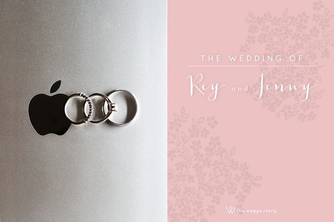 Rey and Jenny - The Wedding by The Wagyu Story - 001