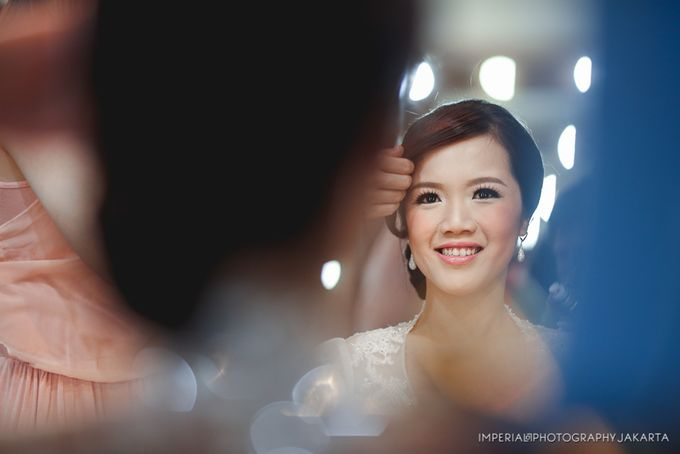Yohanes & Vhina Wedding by Imperial Photography Jakarta - 001