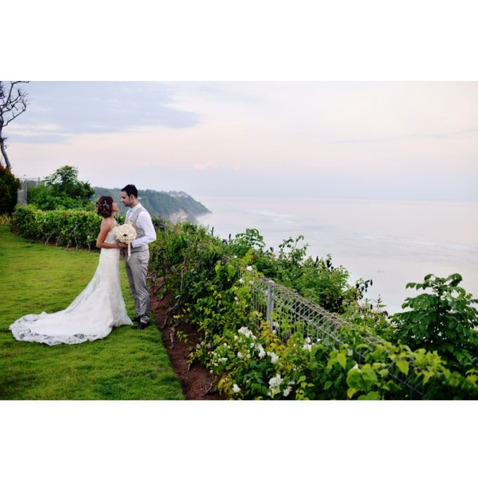 David & Rose by Bali Exotic Wedding Organizer - 001